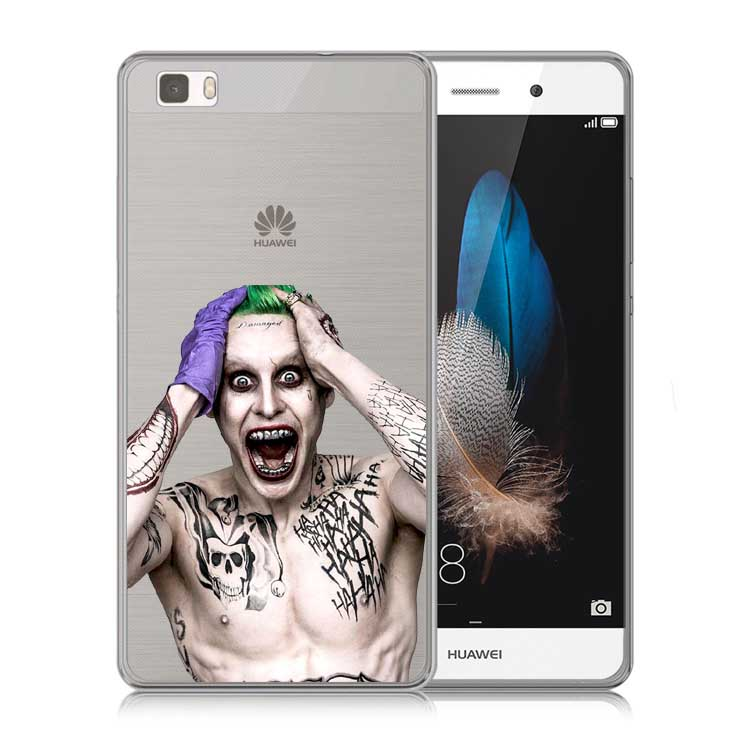 coque huawei p8 lite harley queen