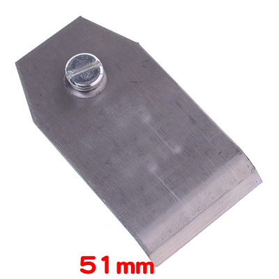 Woodworking Planer Blades Top Iron And Screw Width: 38mm, 44mm, 51mm