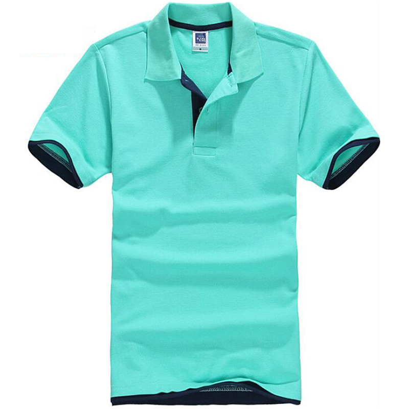 2020 Summer Polo Shirt Men Casual Cotton Solid Color Polos Men's Breathable Short Sleeve Tee Shirt Golf Tennis New Brand Clothes Men Men's Clothings Men's Polo Shirts Men's Tops cb5feb1b7314637725a2e7: ailv|black with red|grey with red|navy with yellow|White red|white with dark blue|black|Blue|gray|Navy blue|Sky Blue|White