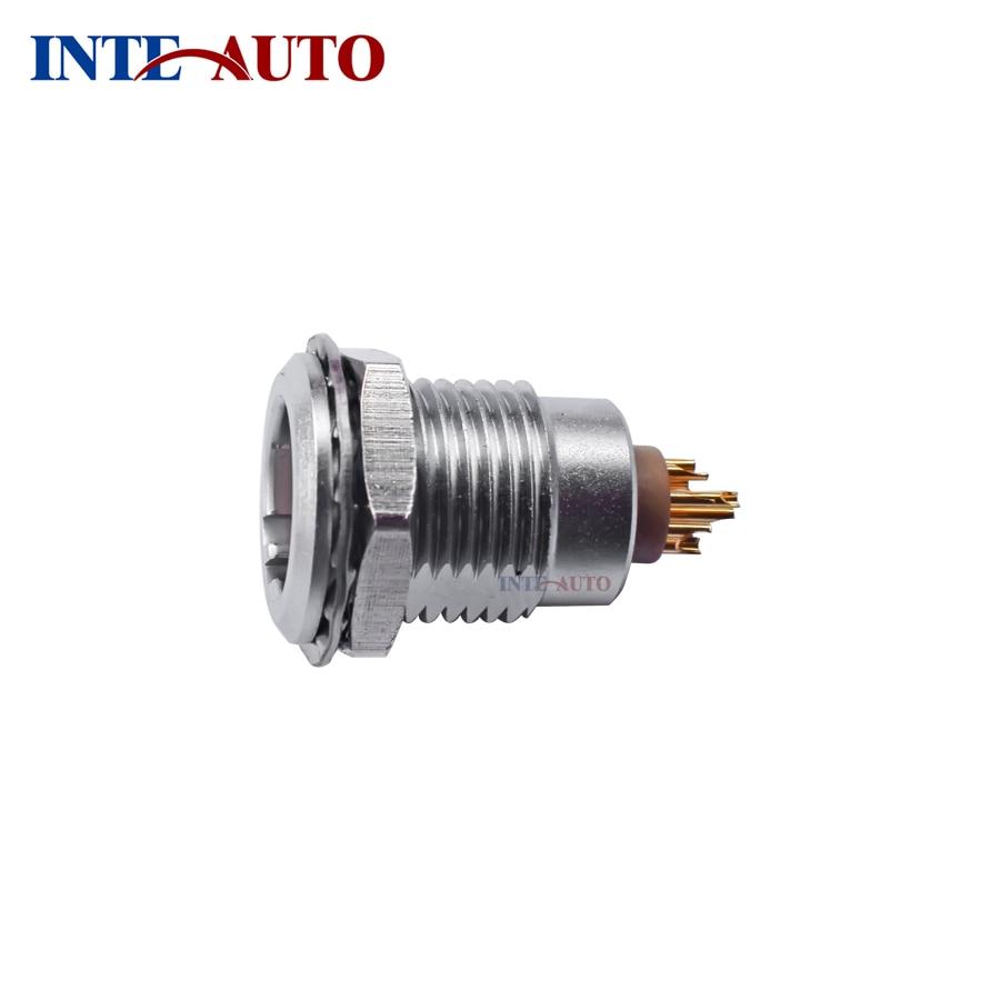medium resolution of lemos odus connector 2b 8 pins metal electrical push pull plug receptacle wiring harness