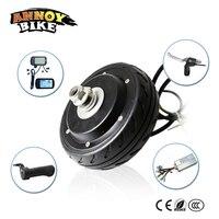 5 inch Electric hub motor brushless 24 36v 200w/250w wheel motor kit electric scooter motor Skateboard conversion kit