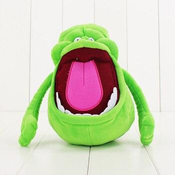 19 cm Anime Del Fumetto Giocattoli Film Ghostbusters Slimer Medio Bambole Giocattoli di Peluche farcito sveglio molle della peluche del fumetto bambola giocattolo per di natale