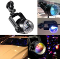 Автомобилей Музыка Звук Активированного LED Вспышка Света Мини RGB LED Кристалл Magic Ball Стадия Световой эффект Лампы Партии Дискотека DJ Бар