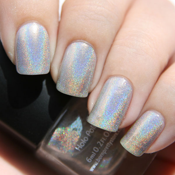 1g/Box Laser Sliver Mirror Glitter Powder For Nails Sequin Dust Nail ...