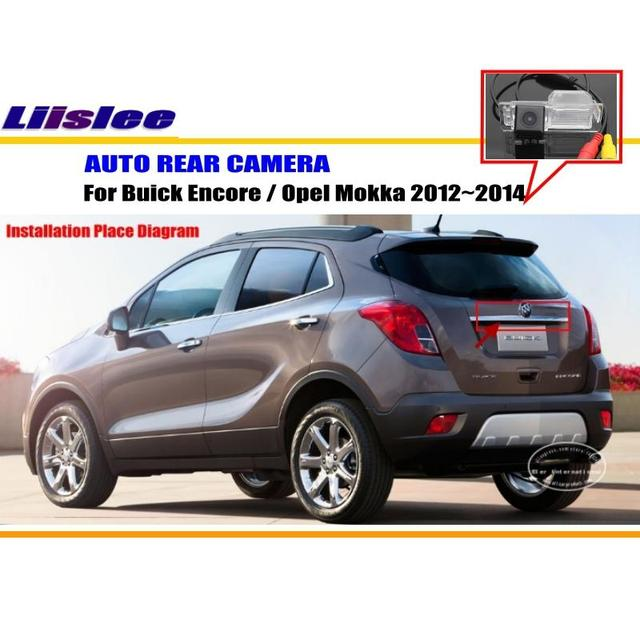 Phenomenal Liislee For Buick Encore Opel Mokka 2012 2014 Reverse Back Up Wiring 101 Capemaxxcnl