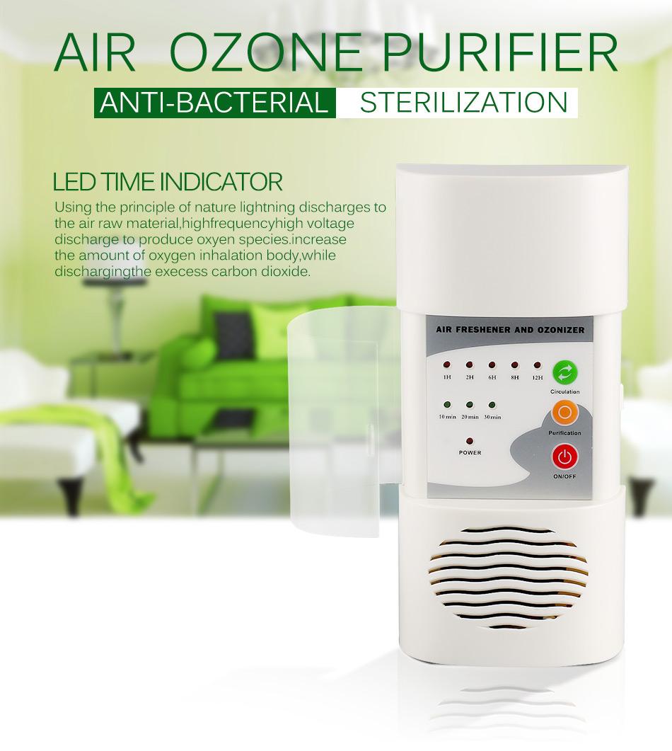 Purificador aire