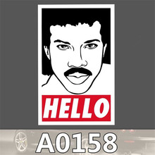 A0158 Spoof Anime Punk Cool Sticker for Car Laptop Luggage Fridge Skateboard Graffiti Notebook Scrapbook Scooter Stickers Toy