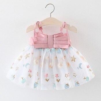 2018 Vestido Floral Para Niñas Vestidos Para Niñas Vestido
