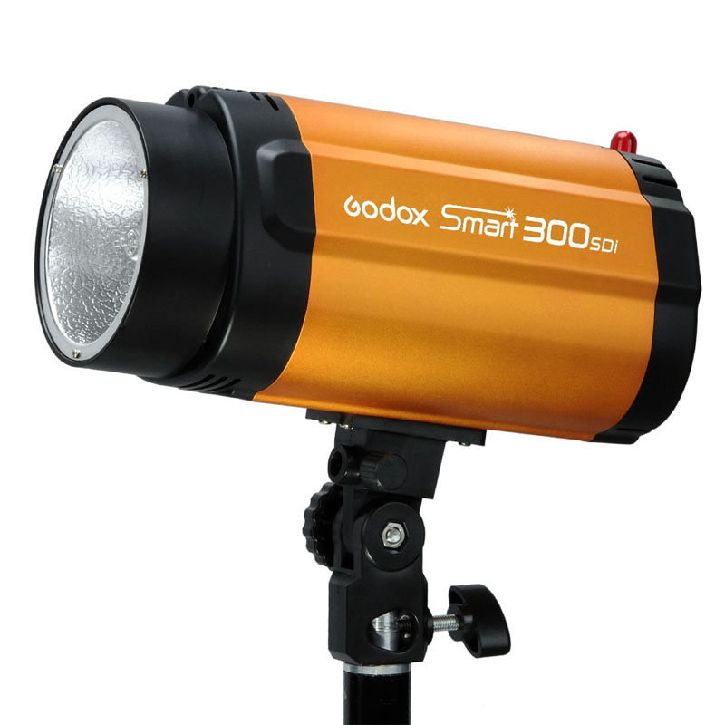 New Godox Smart 300SDI 300Ws Strobe Photo Flash Studio Light 300w Pro Photography Studio Lamp Head for Photo Studio Accessories
