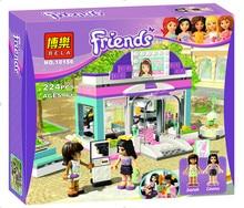 Pogo Lepin 220PCS 10156 Butterfly Beautyhop Girls Friends Building Blocks Bricks Toys Compatible Legoe