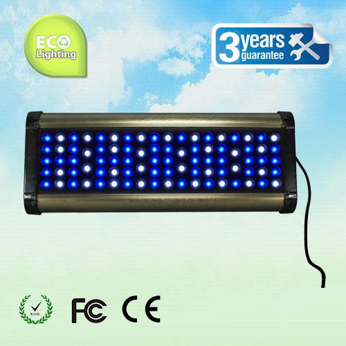 Phantom LED aquarium light 250W, with remote control dimming& timing, blue: white =1:1/ 2:1/ 1:2, for coal reef, customizable