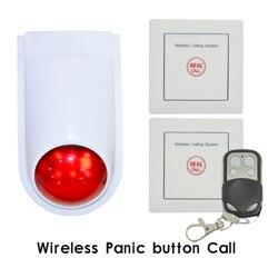 Osób starszych zegarek przycisk bezprzewodowy wywołanie systemu 433mhz aplikacje przypomnienie o paniki alarmu awaryjnego szpitala