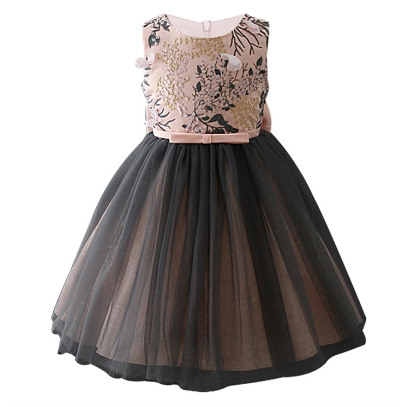 Gown Party Dresses Elegant Girls Dresses For Girl Evening Dress For Baby Girls Ball Gown Kids Girls Dress Wedding 10 Years kids dress for girls teenage summer baby girl clothes for party toddler girl dresses ball gown kids dress chinese style 9 10 12