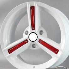 Автомобильные Колесные диски из сплава с тремя отверстиями 16x6,5 16x7,5 3x112