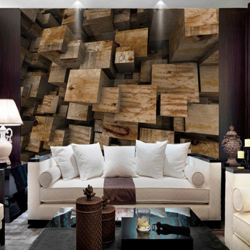 online buy wholesale wood block wall from china wood block wall