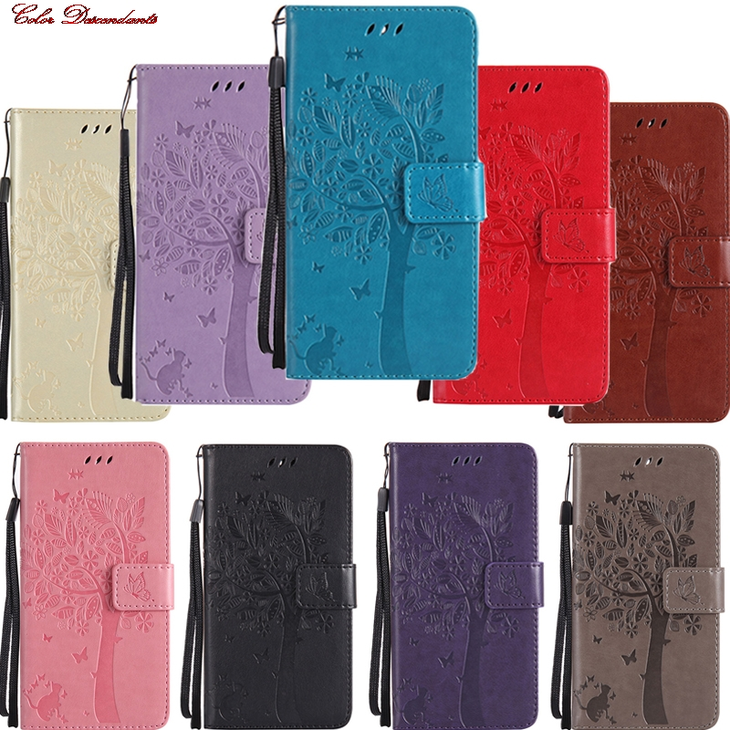 עבור iphone 6 S Case כיסוי עור ארנק Flip עבור iPhone 6 Coques 6 תיקי טלפון נייד עבור Apple Iphone 6 6 S S מלא תא מעטה