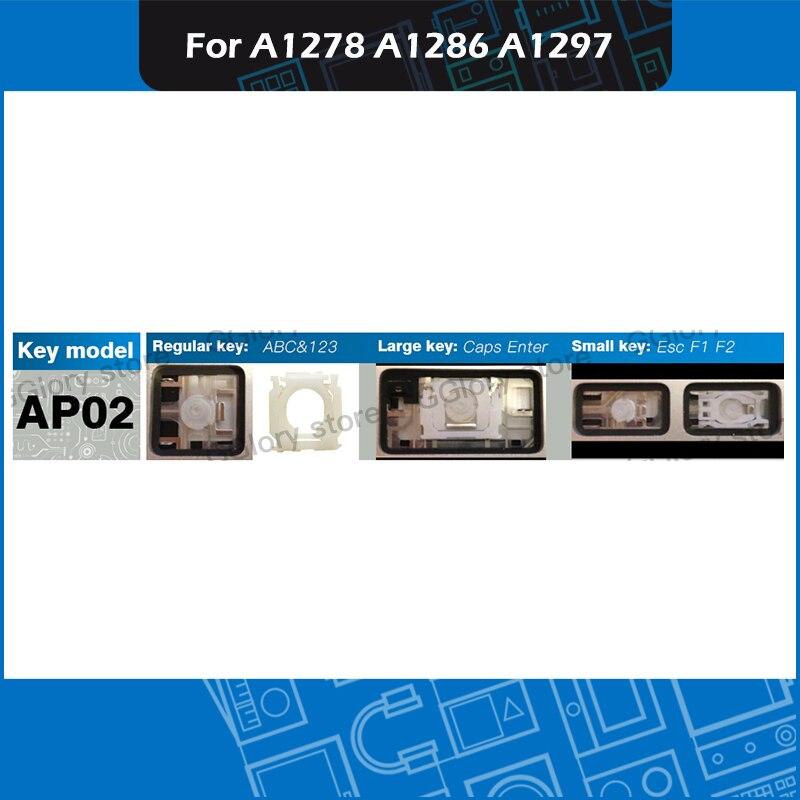 10set Lot AP02 Keycap for font b Macbook b font Pro A1278 A1286 A1297 Keycaps Crowbar