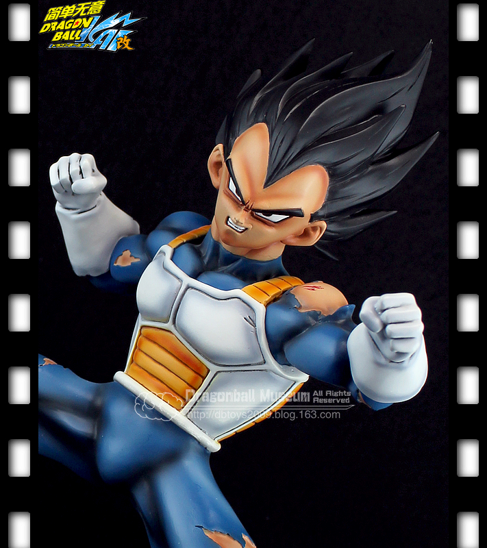 MODEL FANS Dragon Ball Z 27cm black hair Vegeta gk resin figure toy for Collection Handicrafts [show z store] [pre order] fanstoys ft 25 outrider fans toys transformation figure toy