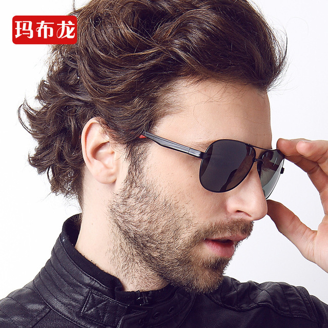 men aviator sunglasses  Aliexpress.com : Buy Aviator Sunglasses 2015 High Qulity Polarized ...