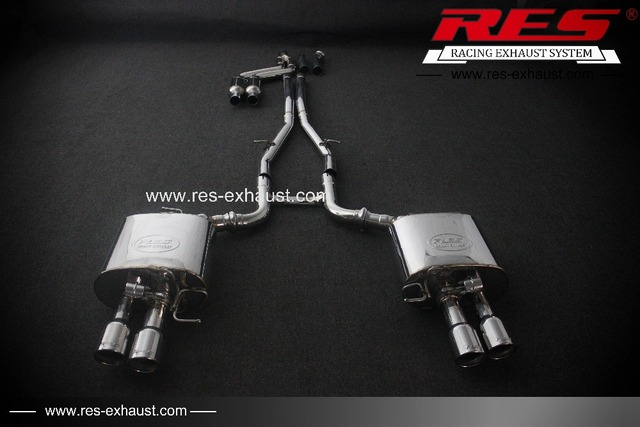 US $1617 08 |Cheap Auto Parts RES Racing For BMW 525 High Performance  Exhaust Systems Exhaust Pipe Exhaust Muffler-in Exhaust Manifolds from