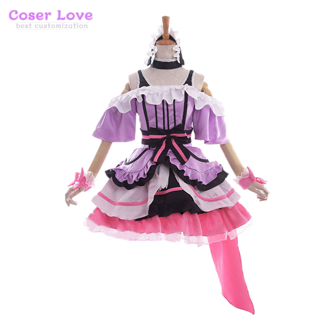 LoveLive!Kira-kira Sensation Toujou Nozomi Cosplay Carnaval Costume  Halloween Christmas Costume