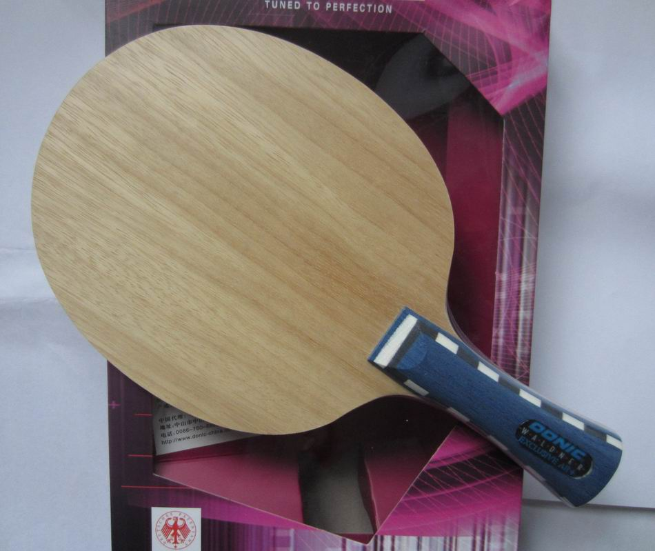 Original Donic valdner exclusive art table tennis blade table tennis racket 32682 22682 racquet sports pure wood sports art s7100