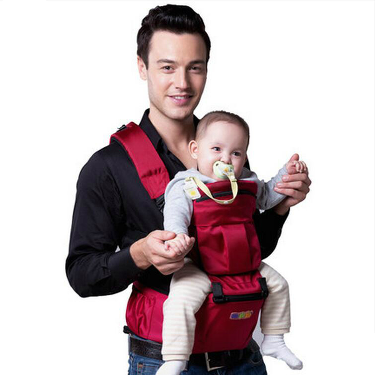 2016 Hot Selling Baby Carrier Waist Stool Baby Sling Holding Board Baby Belt Backpack Hipseat Belt Kids Infant Safety Hip Seat multifunction backpack for baby infant comfort hipseat front carrier sling for children strap baby waist stool chicco mambo