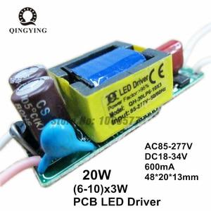 Image 4 - 600mA LED Driver 3W 10W 18W 20W 30W 36W 40W 50W 60W Lamp Lighting Transformers 1W 60W Watt Outdoor Lights Power Supply