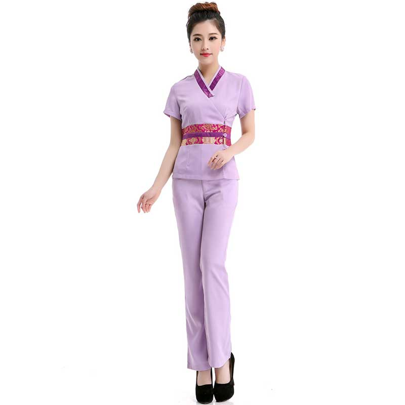 Compare prices on spa uniform online shopping buy low for Uniform thai spa