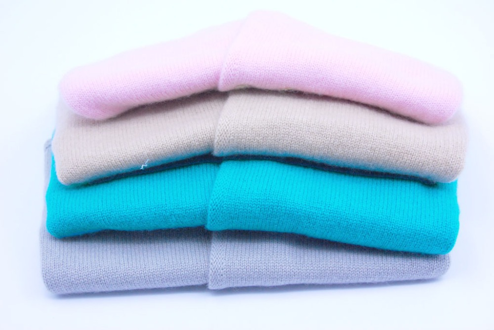 Children's Clothing Sweaters Cashmere Coat Warm Soft Knitted Baby Girls Cardigans Cachemir Blue Pink for Girl Italy