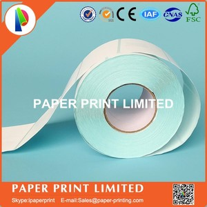 Image 5 - 50 rolls 50 * 30 * 800 Thermal stickers label printing paper supermarket electronic bar code paper