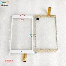 8 дюймов сенсорный экран для CHUWI Hi8 pro CW1513 планшет емкостный сенсорный экран стекло дигитайзер панели P/N HSCTP-489-8/HSCTP-726-8-V1