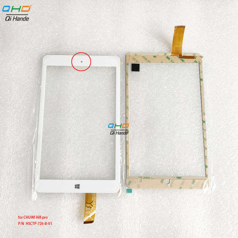 8inch Touchscreen For CHUWI Hi8 Pro CW1513 Tablet Capacitive Touch Screen Glass Digitizer Panel P/N HSCTP-489-8 /HSCTP-726-8-V1