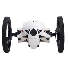 Rebote salto coche del rc 4ch 2.4 ghz con ruedas flexibles coche robot musical intermitente remoto car toys mejor regalo de los niños