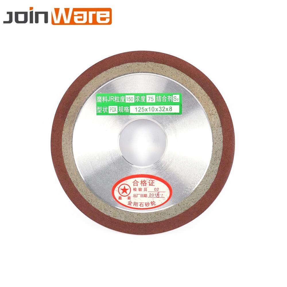 "2/"" Diamond Grinding Wheel Disc Abrasive Tool for Milling Cutter 10mm Bore 5Pcs"