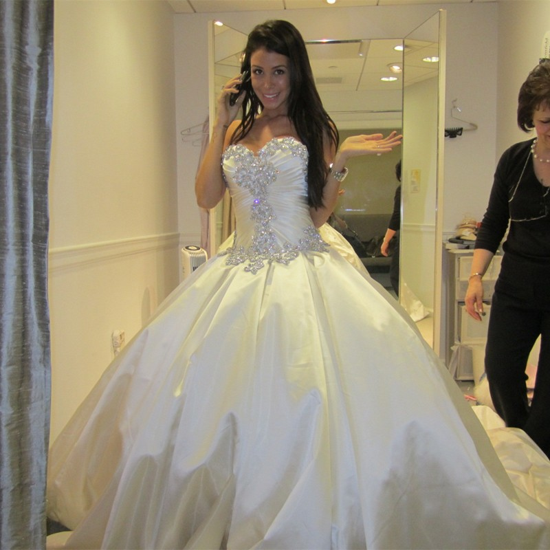 Popular Silk Ball Gowns-Buy Cheap Silk Ball Gowns lots from China ...