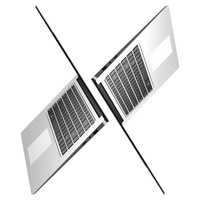 """מקלדת ושפת כסף P2-02 4G RAM 64G eMMC Intel Atom Z8350 15.6"""" מקלדת מחברת מחשב ניידת ושפת OS זמינה עבור לבחור (4)"""