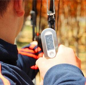 Image 2 - Arc et flèche 110lbs instrument de mesure de tension numérique composite arc recourbé instrument de pesage tirer accessoires de tir à larc