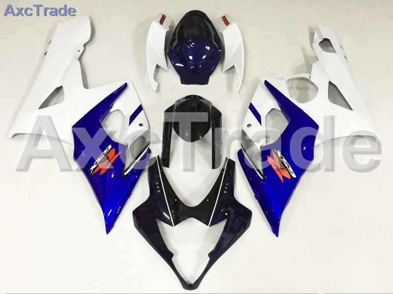 Мотоцикл Обтекатели для Suzuki GSXR системы GSX-Р 1000 GSXR1000 системы GSX-Р1000 К5 2005 2006 ABS пластик впрыска Обтекателя кузова Kit синий