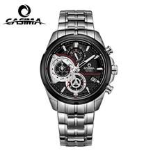 Luxury brand CASIMA men's watch men's casual quartz watch waterproof 100 meters outdoor sports fashion military watch