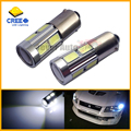 2pcs High Power 11W HID White BAX9S H6W CRE E-SMD LED Replacement Bulbs For Car Parking Light,Backup Reversing Brake Lights Bulb