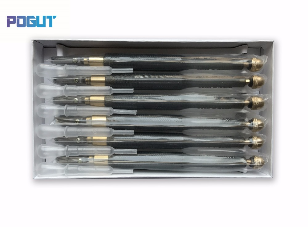 High Quality Glass Cutter, POGUT TOYO TYPE GLASS HAND CUTTER, 6PCS/LOT TC-90 GLASS CUTTER