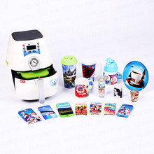ST-1520 C2 Mini 3D Sublimation Vacuum Heat Press Printer 3D Heat Press Printer For Mugs Phone case Printing with accessaries