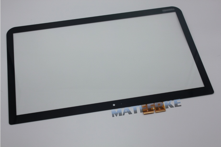 NEW For Toshiba Satellite L55T-A5232 / C55T-A5102 touch screen glass replacement with digitizer for toshiba satellite p55t a5118 p55t a5116 p55t a5202 p55t a5200 p55t a5312 p50t a121 10u p50t a01c 01n touch glass screen