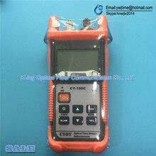 MINI OTDR Optical Fiber Ranger CY190S CY-190S Podręczny tester OTDR 60 KM Włókna znaleźć usterkę 1310/1550nm + 1 mW VFL