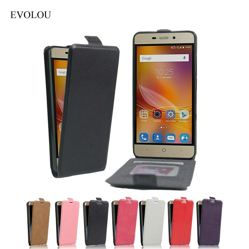 Vintage PU bőr tok ZTE Blade X3 T620 tokhoz Függőleges mágneses flip telefontok védőtok D2 T620 telefon táska Fundas