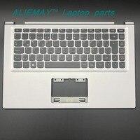 Laptop parts for LENOVO YOGA 2 13 Yoga2 13 SILVER Palmrest with Backlit TURKY Keyboard 90205154