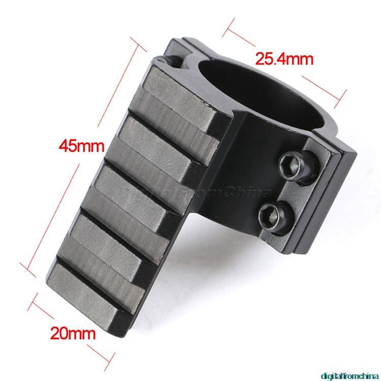 Hoge kwaliteit vat mount legering zicht scope vat ring 25.4mm 1 - Jacht - Foto 5