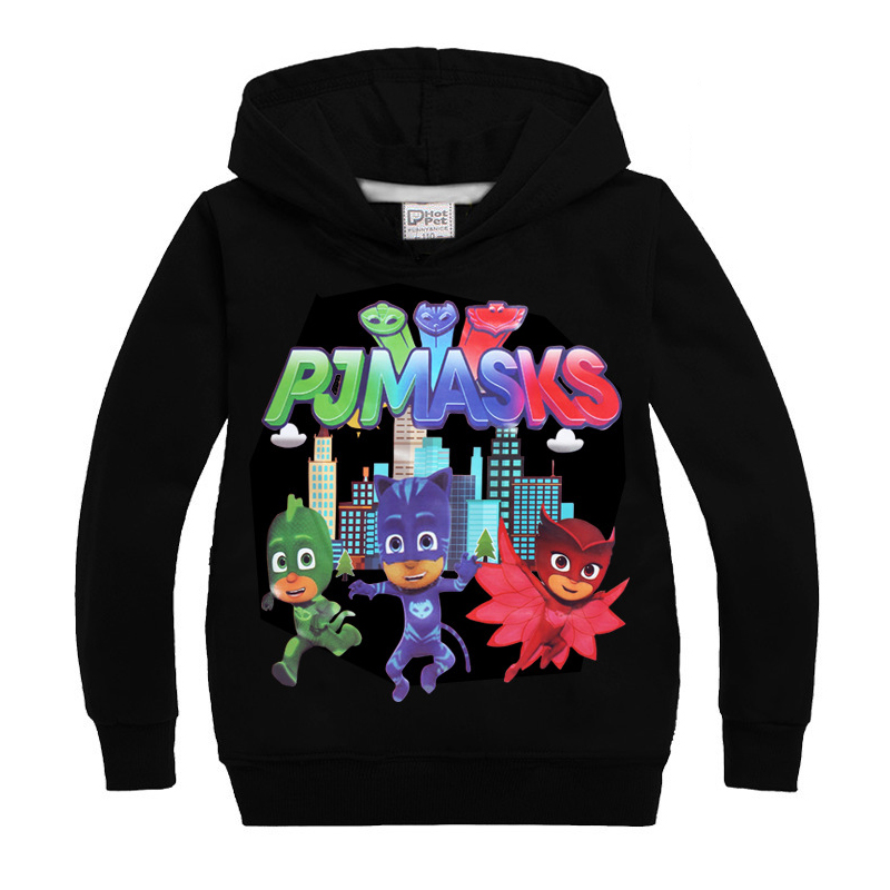 New Girls Vampirina Hoodies deguisement Costumes Kids Tops Clothes Boy kigurumi Long Sleeve Pokemon T Shirt Children Sweatshirts