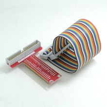 Raspberry Pi B+ suit Special parts T type GPIO expansion board + 40P cable